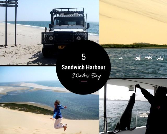 sandwich harbour activité namibie