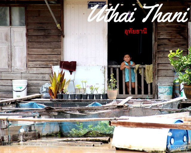 uthai thani thailande