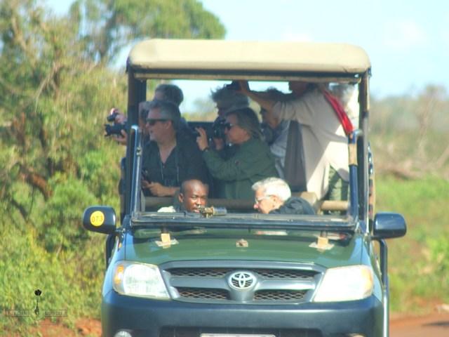 voyage afrique safari