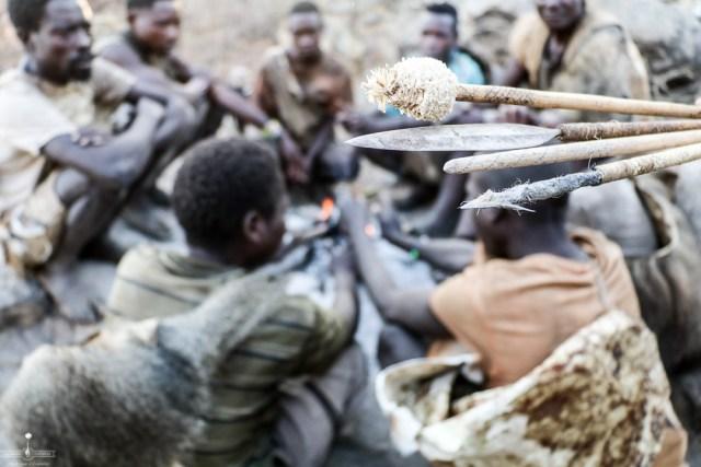 histoires en Tanzanie par la girafe qui vole