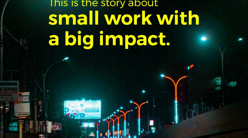 Story: Small Work with Big Impact (Collaboration Content)