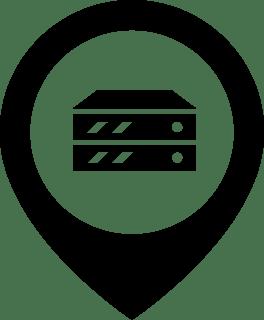 Marcador mapa web