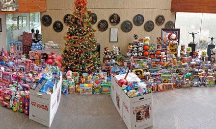 More than 5,000 gifts collected in Baldwin Toys for Tots