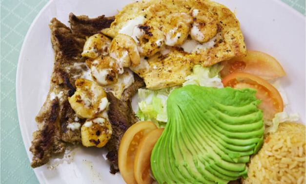 Have a yen for Mexican? Check out El Mariachi