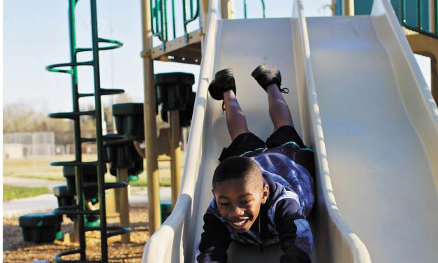 Local tax funds improvements at Mobile parks
