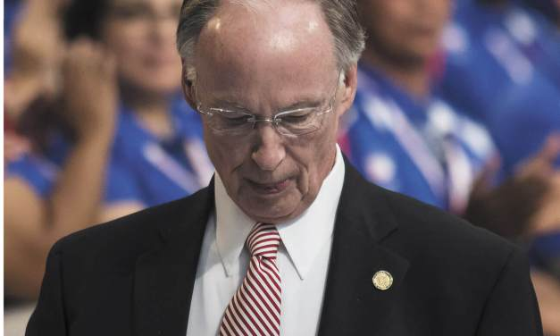 Governor resigns amid personal, political failures