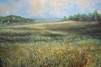 Målning av platsen Mary Ann Tutka