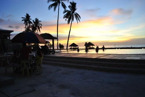 Lagoon Beach Resort pool