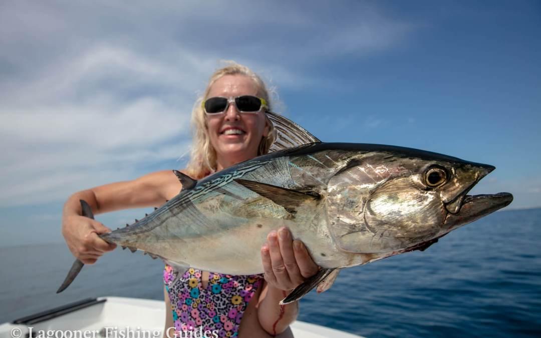 Fishing Charter, Nearshore Summer Story
