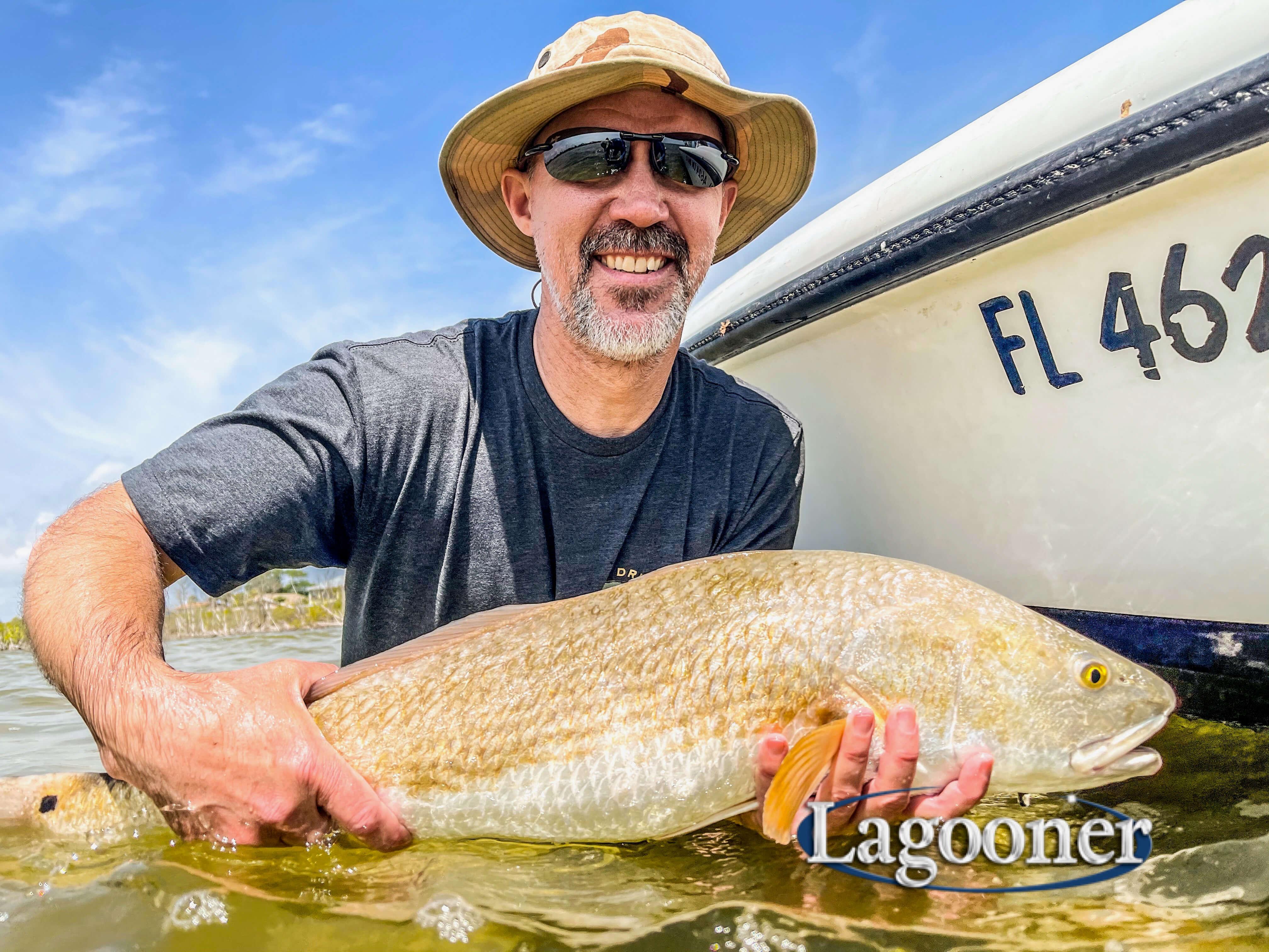 Indian River Lagoon Redfish