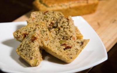 Olive & Sardine Bread