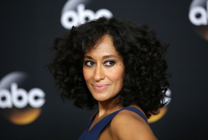 Celebrities attend Disney | ABC TCA 2014 Summer Press Tour at The Beverly Hilton hotel - Arrivals Featuring: Tracee Ellis Ross Where: Beverly Hills, California, United States When: 15 Jul 2014 Credit: Brian To/WENN.com