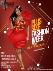 Africas First Plus size Fashion Week Set To Hold 3 180x240 - Plus Size Modelling is celebrating body positivity, not obesity — Experts