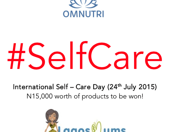 Win Prizes Up to N15,000 in International Self-Care Day Campaign
