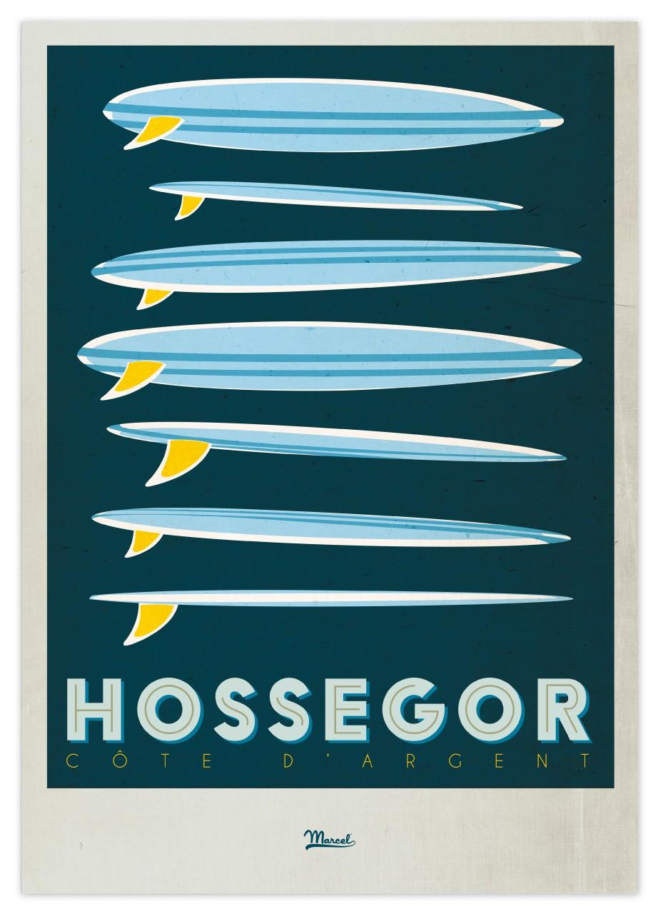 poster-hossegor-surfboards