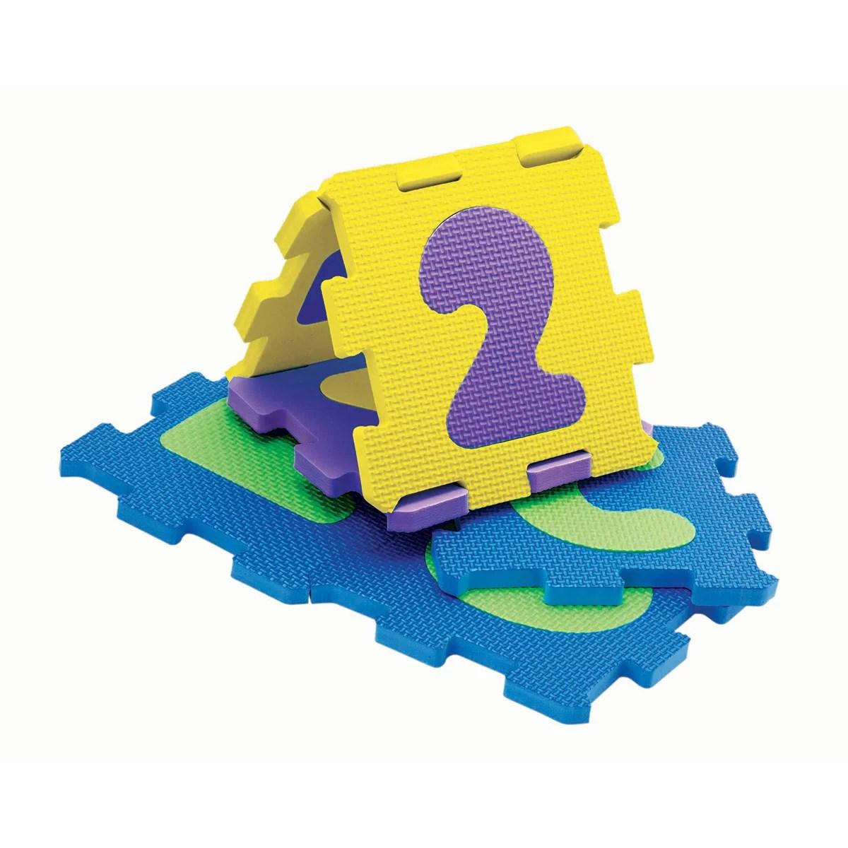 36 dalles alphabet et chiffres 16x16cm