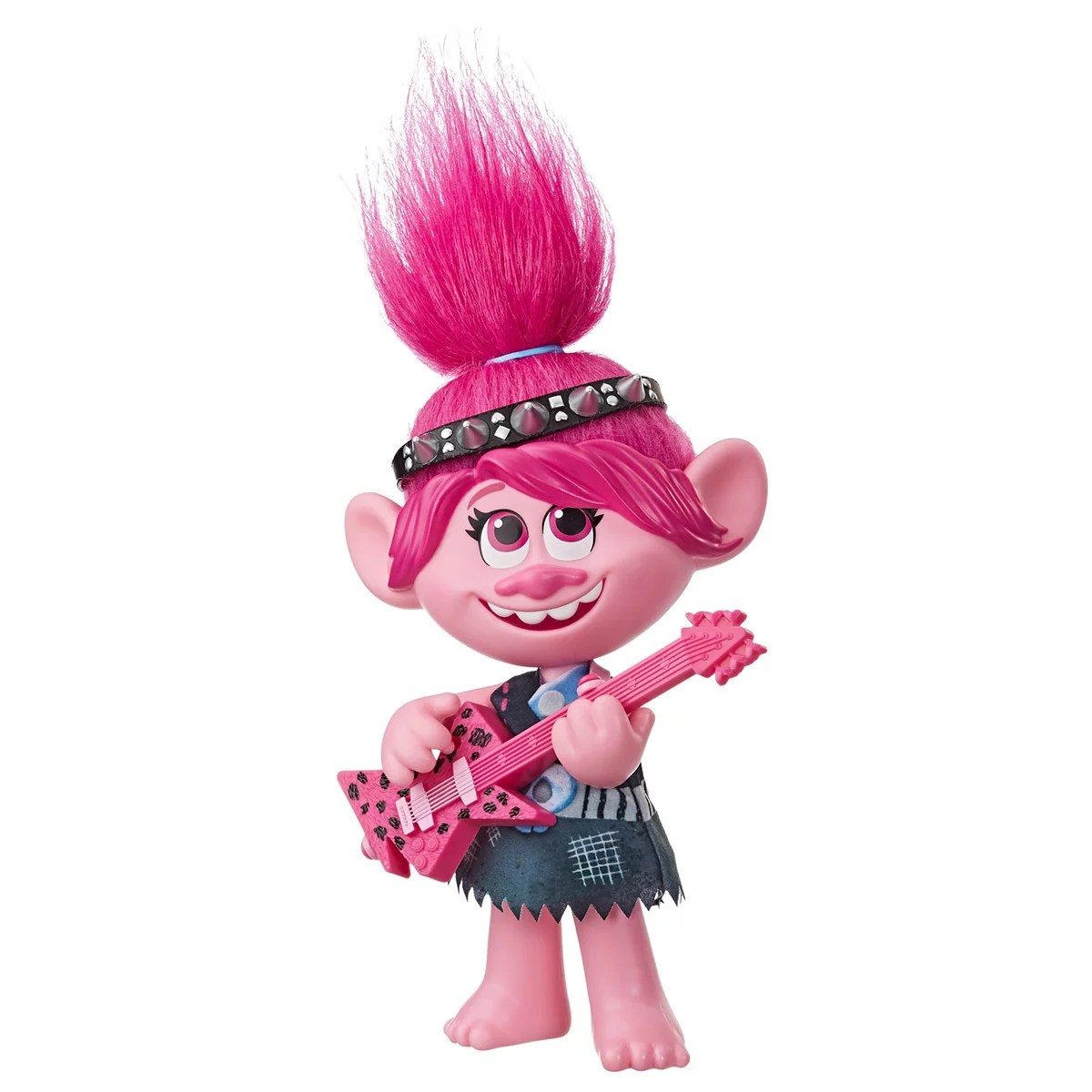 poupee poppy pop et rock les trolls 2 tournee mondiale