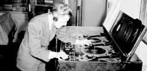 Primer DJ del mundo