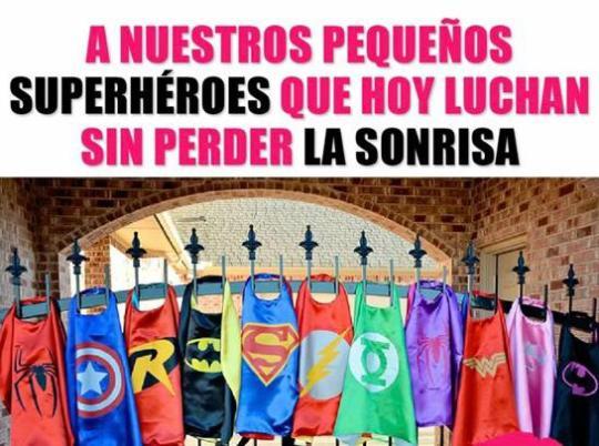 15 DE FEBRERO, DIA DE LOS SUPER HEROES