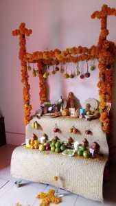 Ofrenda Tradicional, Santiago Juxtlahuaca