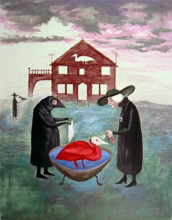 Leonora Carrington - pinturas (8)
