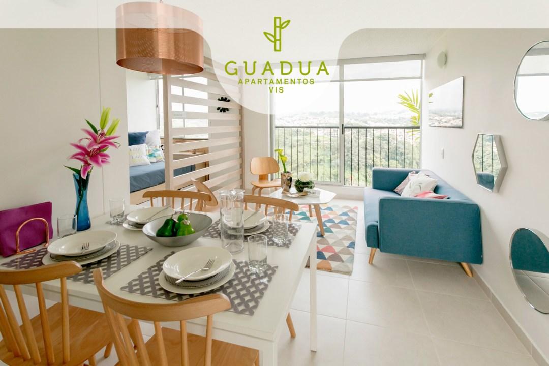 Sala Comedor Guadua
