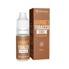 gourmet tobacco e-liquide cbd harmony