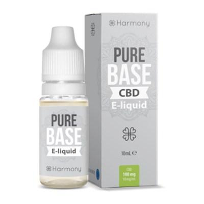 pure base booster e-liquide cbd harmony