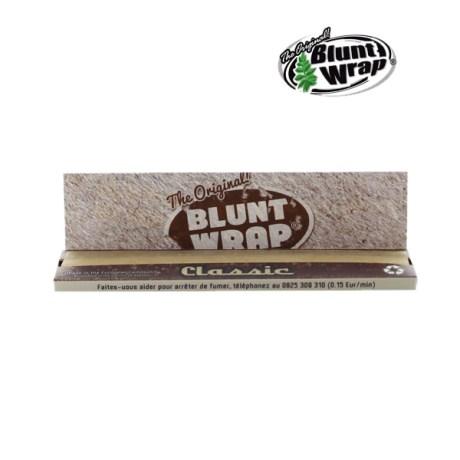 Feuilles Blunt Wrap ks slim non blanchi