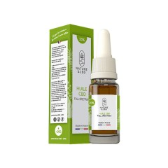 Huile CBD 20% Full Spectrum Nature&CBD 10ml