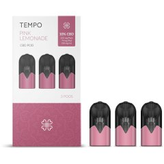 Pink Lemonade CBD Pods x3