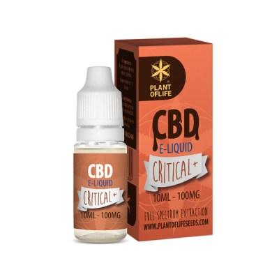 Critical + e-liquide cbd