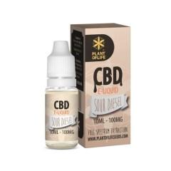 Sour diesel e-liquide cbd 100mg pol