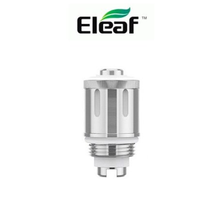 Résistances GS en coton organique d'une valeur de 0.75Ω , 1.2Ω ou 1.5Ω compatible avec tous les atomiseurs GS Air et GS de la marque Eleaf