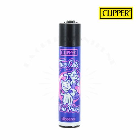 Clipper Two Animals two Cats