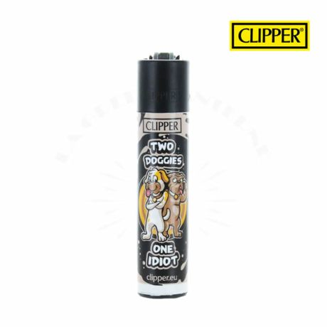 """Clipper two animals """"two doggies"""""""