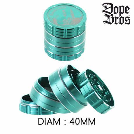 Grinder métal Dope Bros 40mm Vert
