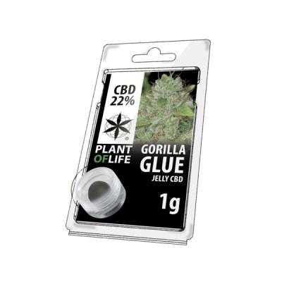 Gorilla Glue jelly 22% cbd 1g