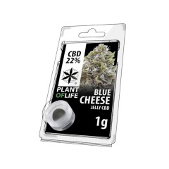 blue cheese jelly 22% 1g
