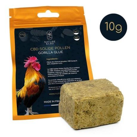 cbd-solide-pollen-gorilla-glue-10g