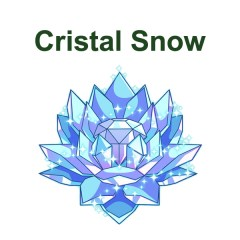 Cristal Snow cbd