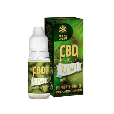 Kiwi e-liquide cbd 100mg