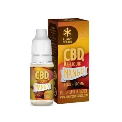 Mango e-liquide cbd 100mg