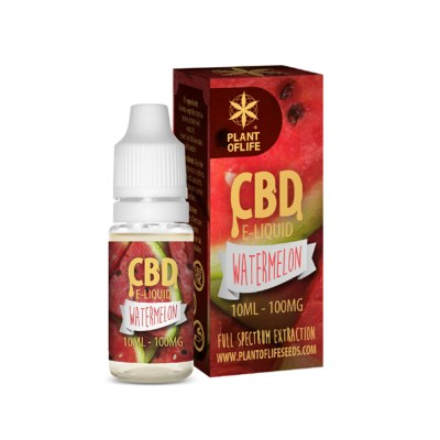 Watermelon e-liquide cbd 100mg