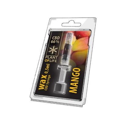 Mango Fruit Wax 66% cbd 0.5g