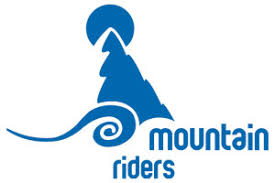Logo association Mountain riders pour la protection des montagnes