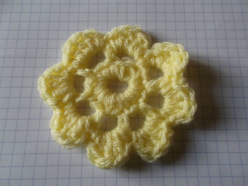 Freeform : Kal gilet au crochet