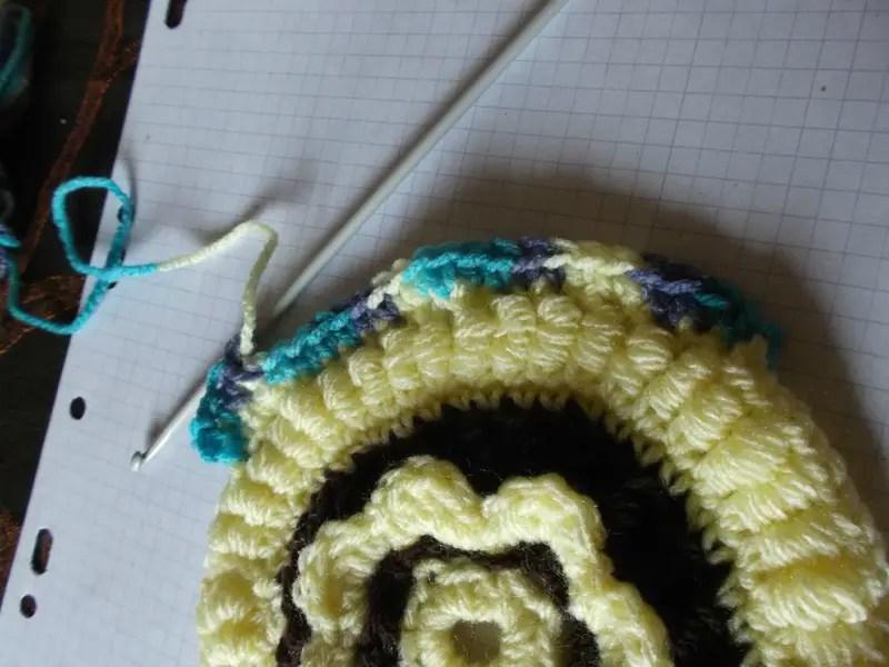 Freeform Kal gilet au crochet -4-