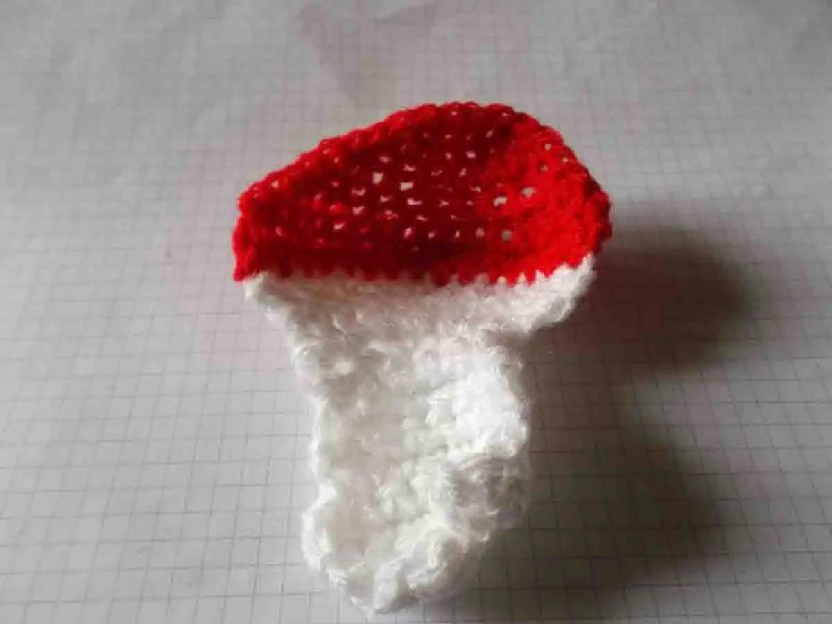 Granny : tuto petit champignon