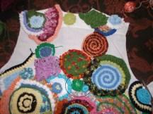 Freeform Kal gilet au crochet